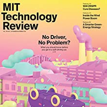 Audible Technology Review, November 2016 Periodical by  Technology Review Narrated by Todd Mundt