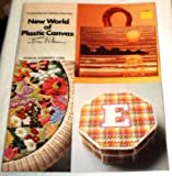 16 needlepoint designs from the new world of plastic canvas (0684159031) by Wilson, Erica