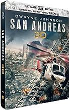 San Andreas [Steelbook(TM) Edition limitée - Blu-ray 3D + Blu-ray + DVD + Copie Digitale HD]