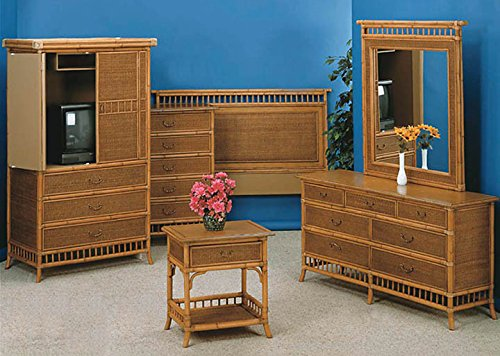 Calypso 5 Drawer Chest