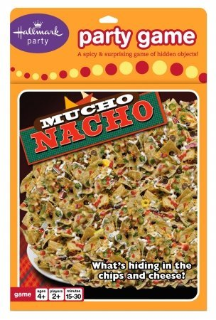 Mucho Nacho Party Game Party Accessory