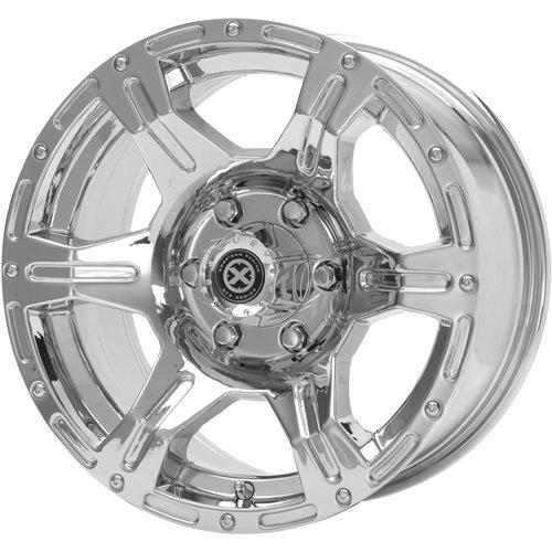 American Racing ATX Predator 16x8 Chrome Wheel / Rim 6x5.5