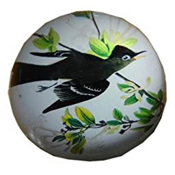 Home Essentials Audubon Wood Peewee Paperweight