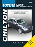 img - for Toyota Camry: 2007 Through 2011 (Chilton's Total Car Care Repair Manuals) book / textbook / text book