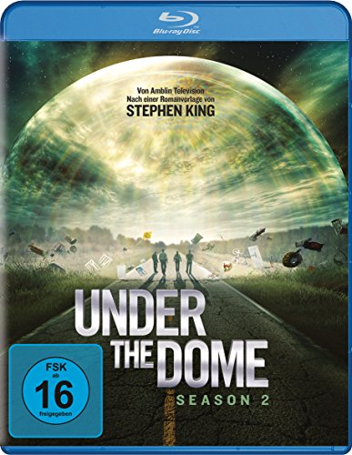 Under the Dome - Season 2 [Blu-ray]