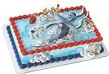 Despicable Me Gru Vs Vector Cake Topper