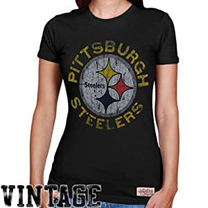Mitchell & Ness Pittsburgh Steelers Women's T-Shirt from SteelerMania
