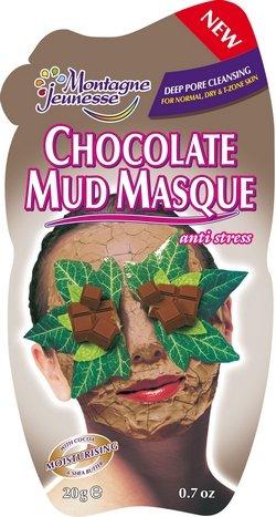 Montagne Jeunesse Chocolate Face Masque 20g