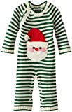 Mud Pie Unisex-Baby Newborn Knit Santa 1 Piece