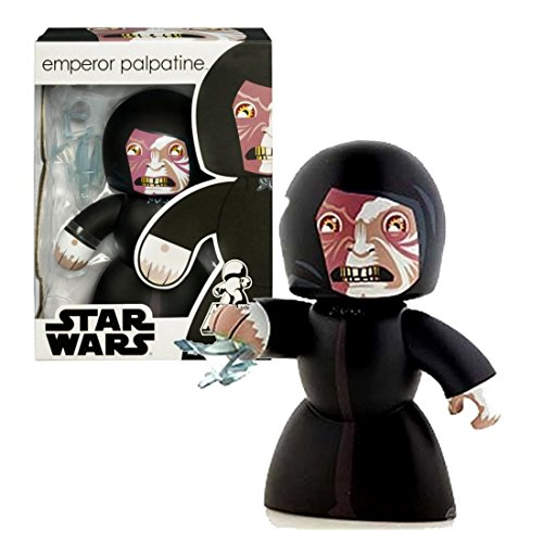 with Emperor Palpatine Action Figures design