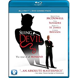 Suing the Devil Blu-Ray/DVD Combo Pack