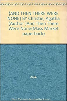 agatha christie and then there were none pdf free download