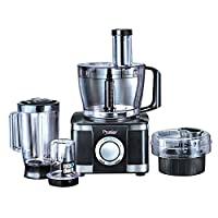 Prestige Maestro Max Plus 800-Watt Food Processor (Black)
