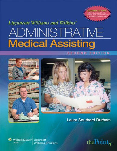 Lippincott Williams & Wilkins' Administrative Medical...