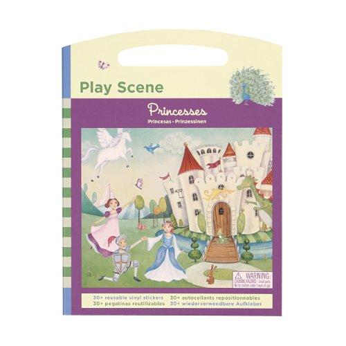 Mudpuppy Princesses Play Scenes