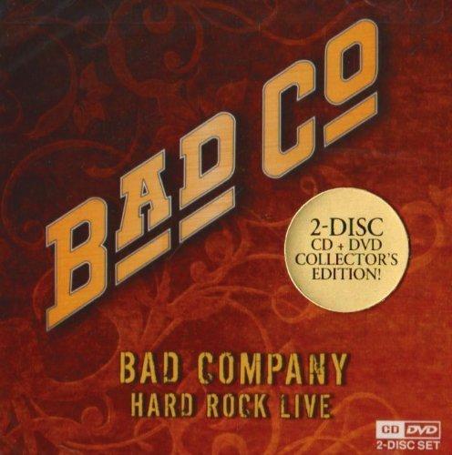 Bad Company: Hard Rock Live (CD+DVD) by Bad Company, Paul Rodgers, Mick Ralphs, Simon Kirke (2010-02-09)