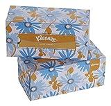 #7: Kleenex Facial Tissue Box, 200 Sheets per Box , 2 Box Combo, 60037 by Kimberly-Clark