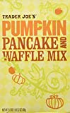 Set of Two Trader Joe's Spiced Pumpkin Pancake & Waffle Mix You Will Love the Delicious Blend of Pumpkin,cinnamon,ginger & Nutmeg ,You Will Love It !!!