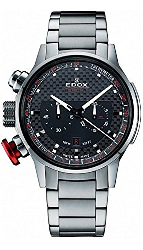 EDOX Chrono Rally Cronógrafo Reloj de hombre 103023m NIN2