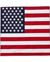 1 American Flag Bandanna