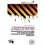 Championnat de France de Rugby XV 1895-1896