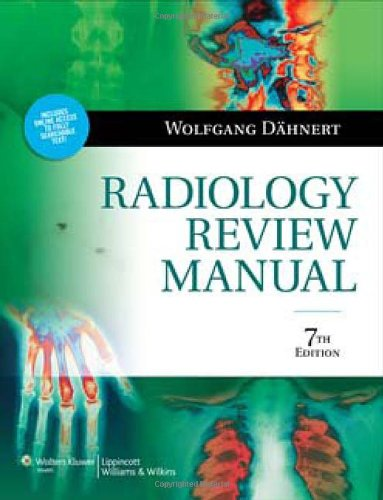 Radiology Review Manual (Dahnert, Radiology Review Manual) front-695078