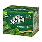 Irish Spring Bar Soap 3.2 Oz Bar 2 pack