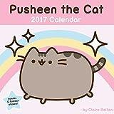 img - for Pusheen the Cat 2017 Wall Calendar book / textbook / text book