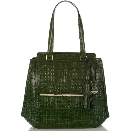 Arden Tote<br>La Scala Racing Green