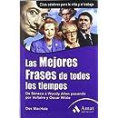 LAS MEJORES FRASES DE TODOS LOS TIEMPOS (Spanish Edition)