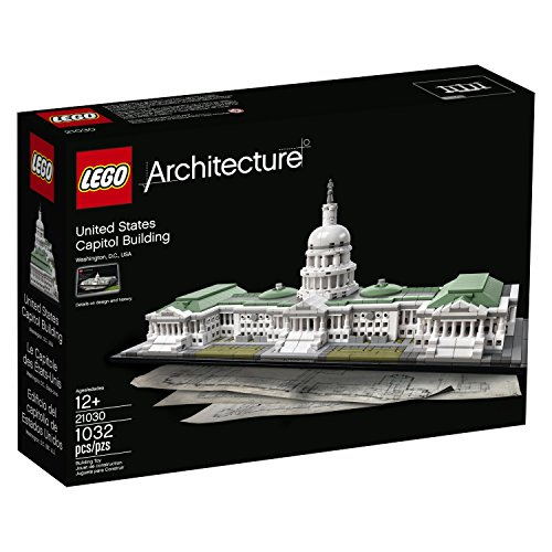 1032-Piece-United-States-Capitol-Building-Kit
