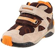 pediped Flex Aspen Hiking Boot (Toddler/Little Kid),Light Brown,22 EU (6-6.5 M US Toddler)