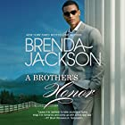 A Brother's Honor: The Grangers, Book 1 Audiobook by Brenda Jackson Narrated by Ron Butler