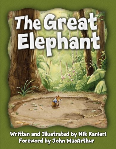 The Great Elephant: An Illustrated Allegory PDF
