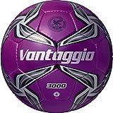 molten(モルテン) サッカーボール ヴァンタッジオ3000  4号 メタリックパープル×ブラック F4V3000-VK