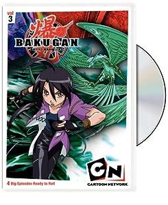 Cartoon Network: Bakugan Volume 3: Good Versus Evil
