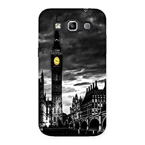 Ajay Enterprises Paint Clock Tower Back Case Cover for Galaxy Grand Quattro