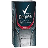 Degree Men Clinical Antiperspirant, Sport Strength 1.7 oz (pack of 2)