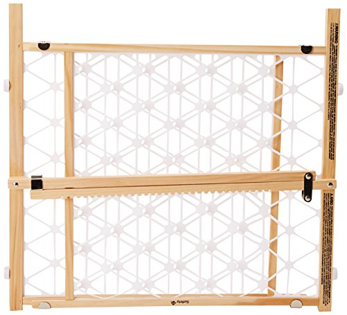 Safety 1st Wood Security Gate, Maple