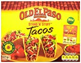 Old El Paso Stand n Stuff Tacos 317 g (Pack of 7)