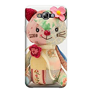 iShell Premium Printed Mobile Back Case Cover With Full protection For Samsung E5 (Designer Case)