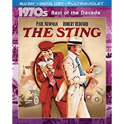 The Sting (Blu-ray + Digital Copy + UltraViolet)