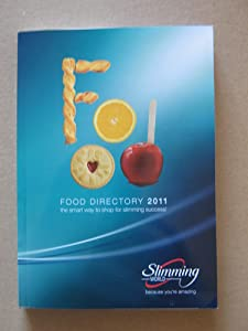 Food Directory 2011 Slimming World Slimming
