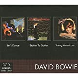 Let's Dance/Station to Station/Young Americans: Remastered by David Bowie (2004-09-30)