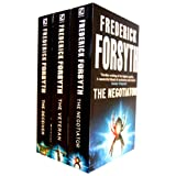 Frederick Forsyth 3 Books Collection Set RRP �63.94 (The Veteran, The Negotiator, The Deceiver) ~ Frederick Forsyth