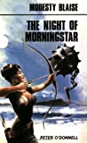 Modesty Blaise: The Night of Morningstar (0285636154) by O'Donnell, Peter
