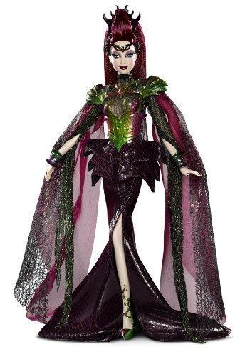 Barbie-Collector-Gold-Label-Empress-of-the-Aliens-Barbie-Doll-By-Bill-Greening-by-Barbie