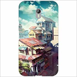 Motorolla Moto G Turbo Back Cover - Silicon Building Desiner Cases