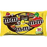 M&M'S Variety Mix Chocolate Candy Fun Size 27.4-Ounce 50-Piece Bag
