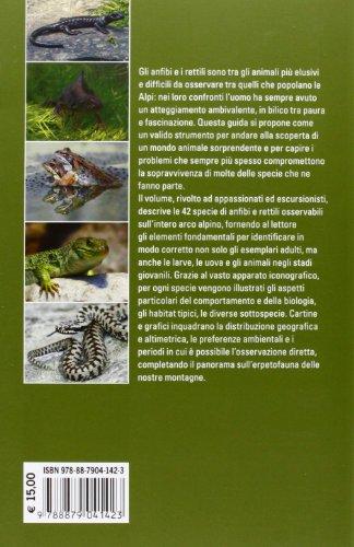 Gli anfibi e i rettili delle alpi come riconoscerli dove for Rettili domestici